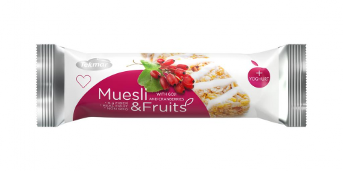 Muesli & Fruits goji & brusnica